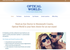 Optical World NJ