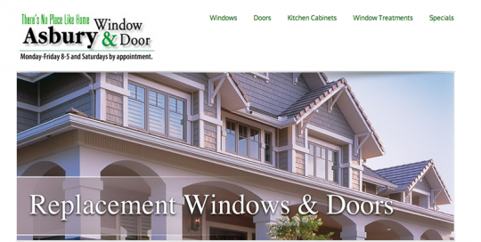 asbury windows and doors
