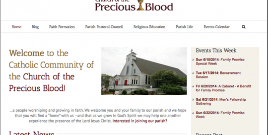 Church of the Precious Blood