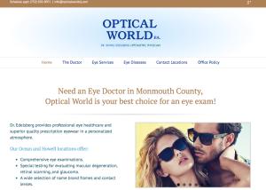 Optical World NJ