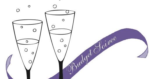 Budget Soiree Logo